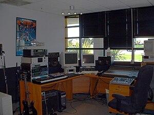 Frank Klepacki - Image: Westwood Studios former office