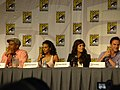 White Collar cast Comic Con.jpg