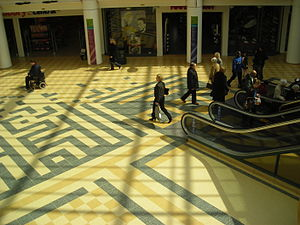 Whitgift Centre - Sainsbury's Square