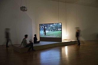 """Kunstmuseum Liechtenstein - Exhibition """"Who Pays?"""""""