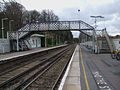 Whyteleafe South stn look north2.JPG