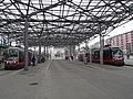 Wien - Straßenbahnhaltestelle am Bahnhof Praterstern - Linien 5, O (6267107837).jpg