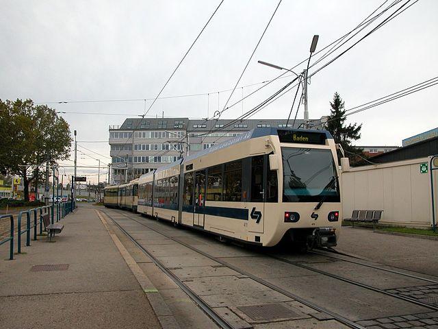 Baden Baden Nach Lorrach Zug