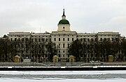 Wiki Moscow Orphanage, Moskvoretskaya Embankment