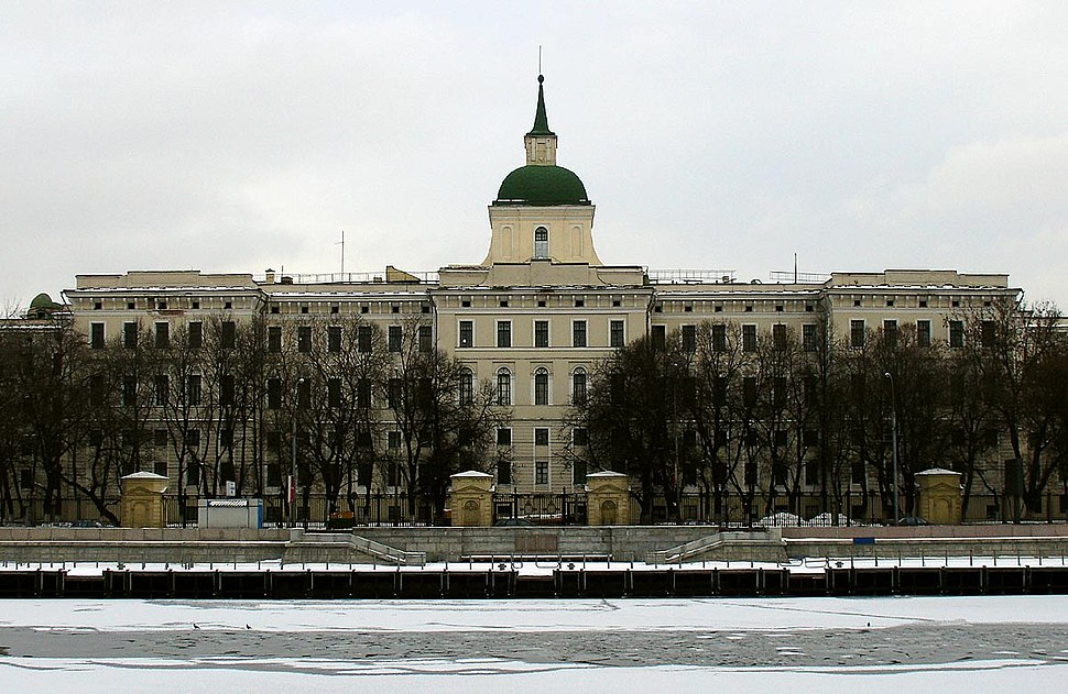 Wiki Moscow Orphanage, Moskvoretskaya Embankment