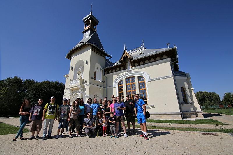 File:Wiki Weekend 2015 la Conacul Marghiloman.JPG