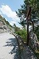 Wiki takes Nordtiroler Oberland 20150606 Meilenstein bei Imst 7090.jpg