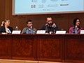 Wikimedia 2008 press conference - 12.jpg