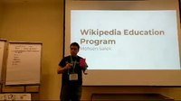 File:Wikipedia Education Program - Mohsen Salek.webm