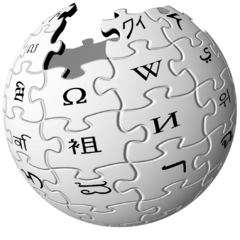 Wikipedia with Optional Text