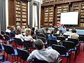 Wikipedia e biblioteche Napoli 26 giugno 2015 1.jpg