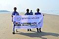 Wikipedians at Wikipedia Photowalk, Chittagong (14).jpg