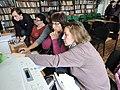 Wikiworkshop in Vovchansk 2018-11-03 by Наталія Ластовець 41.jpg