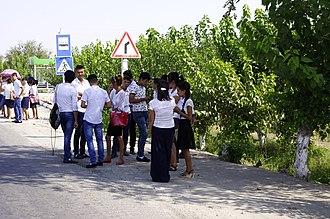 Demographics of Uzbekistan - Uzbek youth