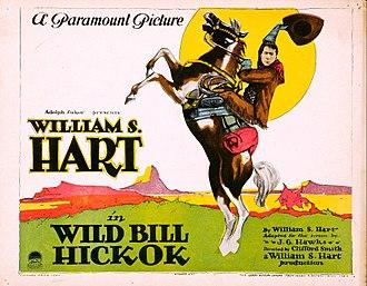 Wild Bill Hickok (film) - Lobby card