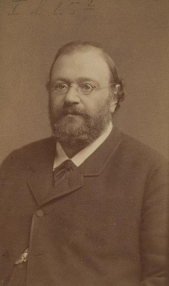Wilhelm Kühne - Image: Wilhelm Friedrich Kühne (Heid ICON 28859) (cropped)