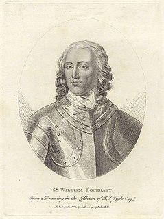William Lockhart of Lee English diplomat