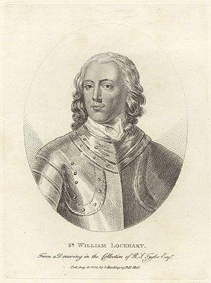 William Lockhart of Lee - Sir William Lockhart of Lee