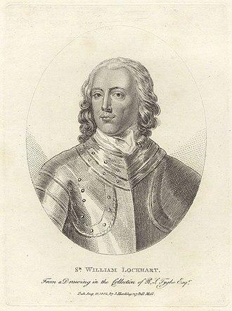 Siege of Dunkirk (1658) - Sir William Lockhart of Lee