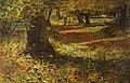 William Morrison Wyllie - Sunlit Woodland Path.jpg
