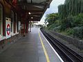 Wimbledon Park stn look south.JPG