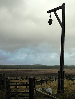 Winter's Gibbet - geograph.org.uk - 671301