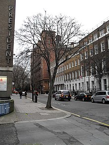 Winter trees in Guilford Street - geograph.org.uk - 1657558.jpg
