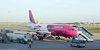 HA-LWD - A320 - Wizz Air