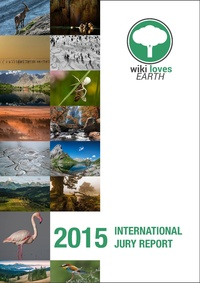 High resolution Wiki Loves Earth 2015 international jury report (optimised for printing, 24 MB)