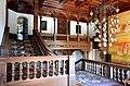 Wnętrze zamku, Moszna - panoramio.jpg