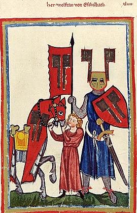 Wolfram, von Eschenbach