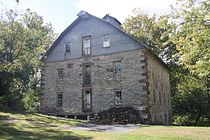 Womelsdorf Mill complex, Tulpehocken Creek HD 02.JPG