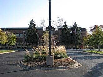 Woodbury, Minnesota - Woodbury City Hall in October 2008