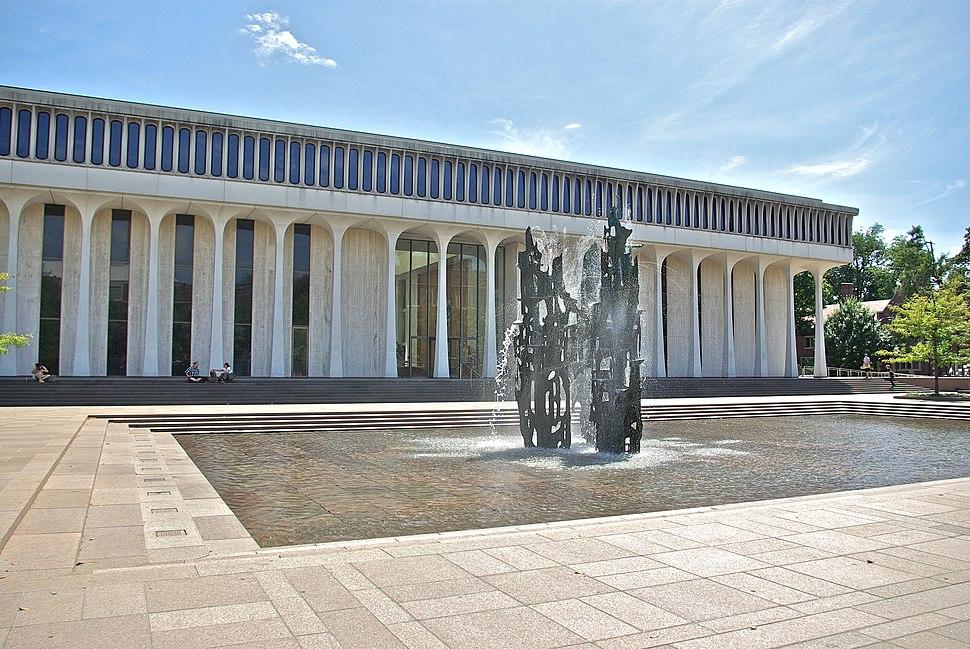 Woodrow Wilson School of Public and International Affairs - Robertson Hall