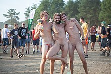 Matchless theme, americas largest nudist colony confirm. was