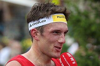 Matthias Müller (orienteer) Swiss orienteering competitor