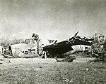 Wreckage of a Downed Japanese Bomber Plane (BOND 0321).jpg