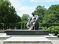 Wrocław, Park Południowy, pomnik Fryderyka Chopina autorstwa Jana Kucza DSCF4188.jpg