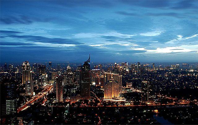 Gemerlap Kota Jakarta