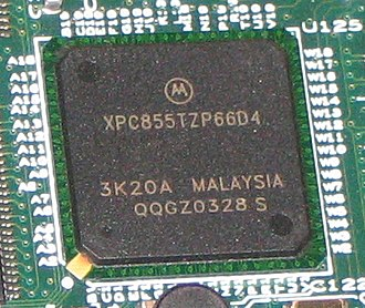 PowerPC - The Freescale XPC855T Service Processor of a Sun SunFire V20z