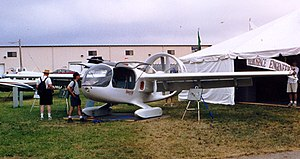 Mississippi State University XV-11 Marvel - The XV-11 Marvel on display in August 2000