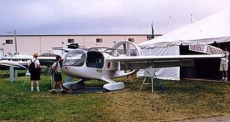 Mississippi State University XV-11 Marvel - The XV-11 Marvel on display in August 2000