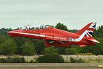 XX204 Hawker Siddeley Hawk T1A UK Air Force (19890356402).jpg