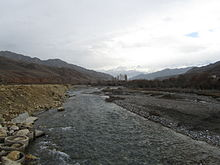 Xoʻjabaqirgʻon River, Chuyanchy.JPG