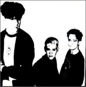 Clan of Xymox - Ronny Moorings, Anka Wolbert and Pieter Nooten, 1991