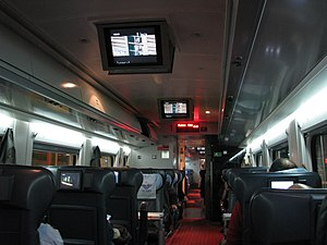 TCDD HT65000 - First class