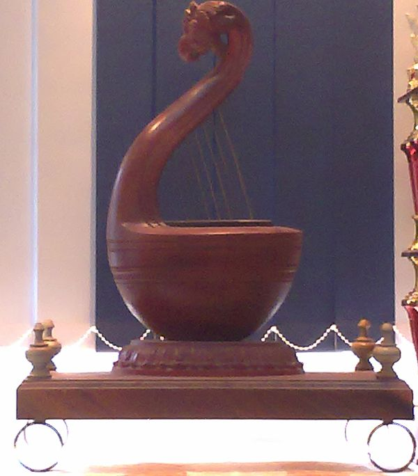 Yazh, Ancient Tamil music instrument