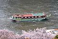 Yakatabune - in Asakusa - E - April 5 2015.jpg