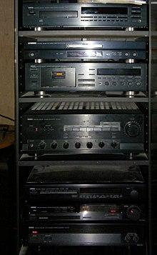 Yamaha Mini Stereo Receiver