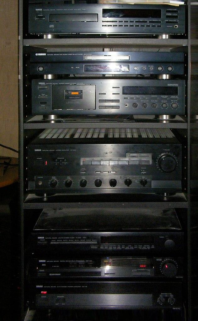 Yamaha Hi Fi Audio
